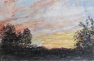 Gaye Thornton-Kemsley, Midsummer Sky