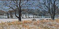 Hilda Findlay, Monboddo,Winter