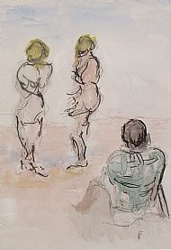 Hilda Findlay, Sharing