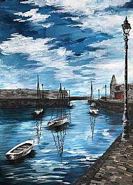 Hazel Irvine B. Des , Dysart Harbour