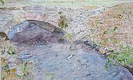 Judith Scurfield Wells, The Cows' Bridge