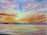 Lesley Adamson, Sunrise