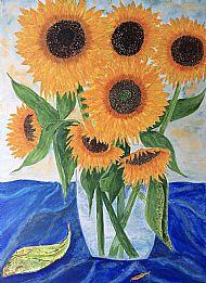 Margaret-Anne Mackie, Sunflowers