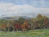 Sybil Dickson, Autumn Woodland