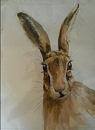 Cathy Reid M Des RCA, Hare