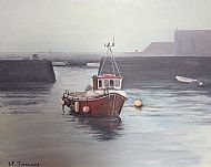 David Turner OBE, Harbour