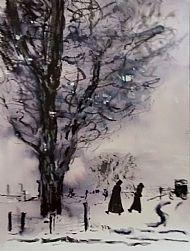 Hilda Findlay, Winter Walk