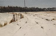 Towards Denlethen, Winter
