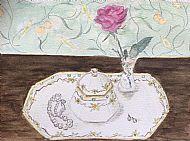 Granny's Dressing Table Set