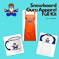 Snowboard Guru Apparel Full Kit