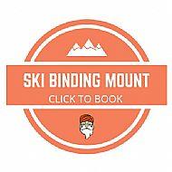 Ski Binding Mount