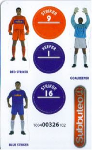 Yorkie Penalty set card front