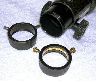 alternative refractor visual backs