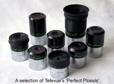 televue plossls - perfect plossls