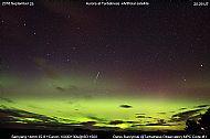 (1/2) Aurora at Tarbatness (25th Sept 2016)