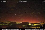 (2/2) Aurora at Tarbatness (25th Sept 2016)
