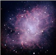 M1: The Crab Nebula - The Faulkes Telescope Team