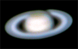 Saturn (from Conon Bridge) 25/02/05 - Eric Walker