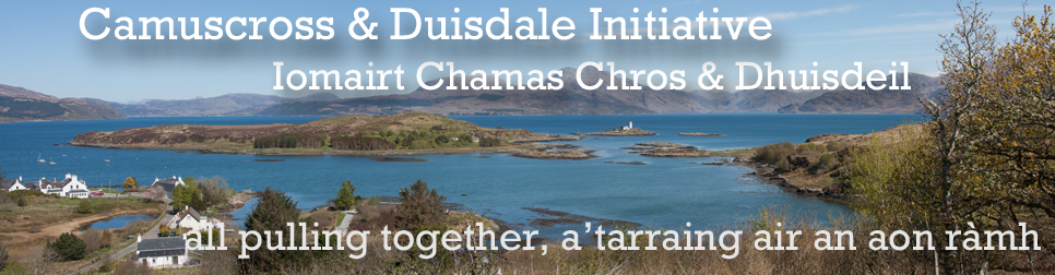 Camuscross & Duisdale Initiative