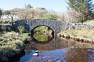 The Telford Bridge at Isle Ornsay