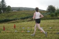 Women's Hill Race Winner