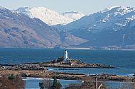 The Stevenson Lighthouse, Isle Ornsay