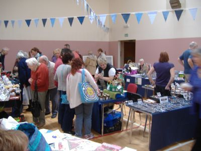 craft fair at minginish community hall