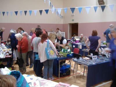 craft fair at minginish community hall