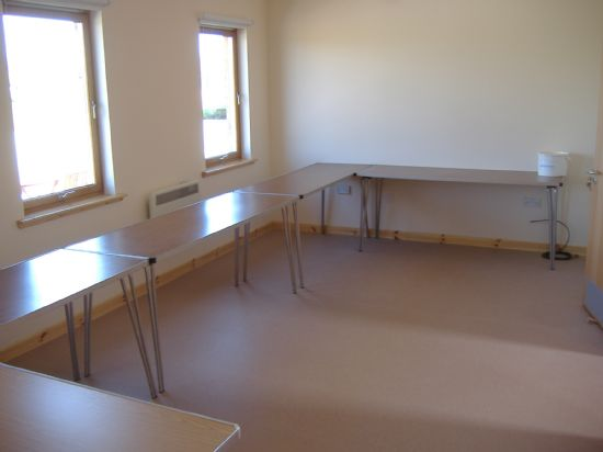 arnaval meeting room - seats 15, or ideal for serving food
