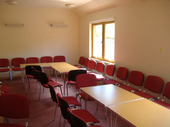 preshal meeting room - seats 25, or can be split into two smaller rooms