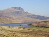 Trotternish Ridge and the Old Man of Storr