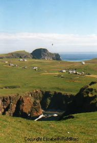 Fair Isle, a maritime community caring for its maritime resource.