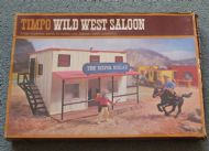 TIMPO WILD WEST SALOON BOXED