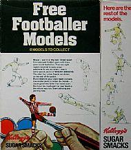 Sugar Smacks footballers