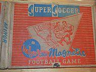 Magnetic super soccer spares