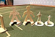 Discbat fielders