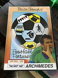 Brian Clough Football Fortunes Archimedes