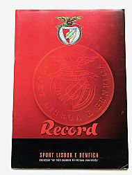 Benfica coin set and album