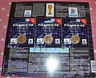 Sealed full set of medallions