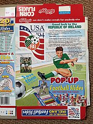 Irish USA94 football sliders