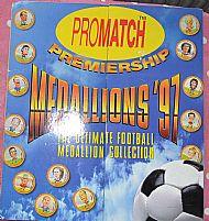 Promatch 97 medallion set