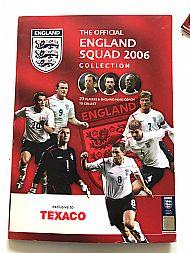 Texaco England 2006