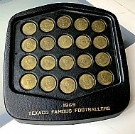 Texaco Famous Footballers
