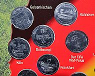 City coins