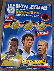 WM2006 coins