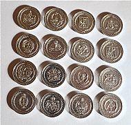 Kaufring WM74 coins front