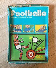 Footballo 70s box