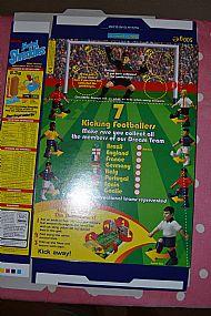 France98 Shreddies packet