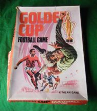Golden Cup Box lid