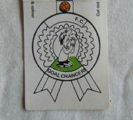 Goal Chancer rosette